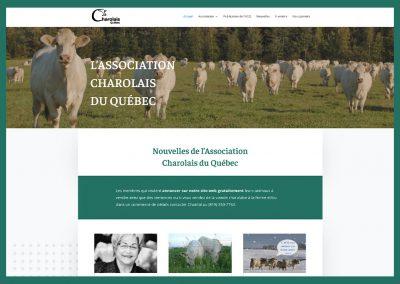 Charolais Québec