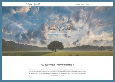 Fanie Girardet Hypnotherapeute